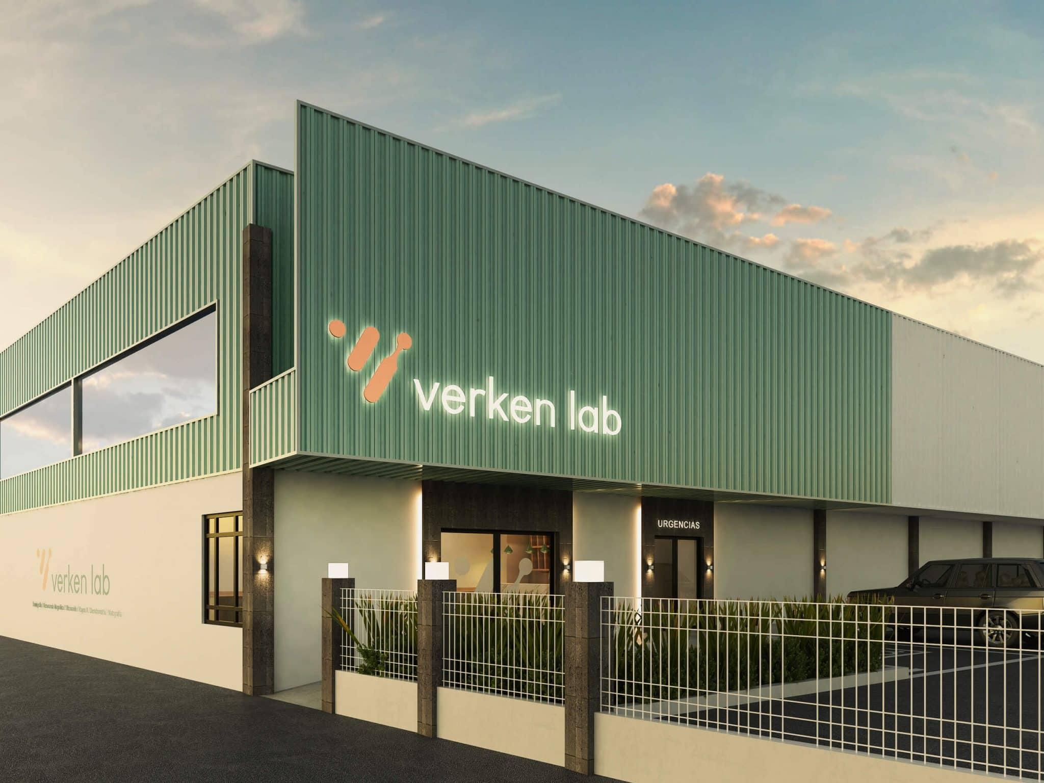 VerkenLab - Diagnóstico de imagenología de alta especialidad